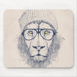 Kallt lejont musmattor