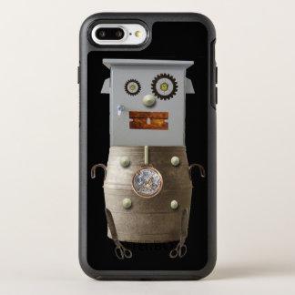 Kallt robotSci Fi mobilt fodral