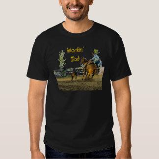 Kalv Roper T Shirts