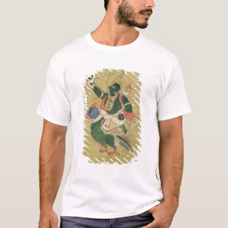 Kama gud av kärlek, 18th-19th århundrade tee shirts