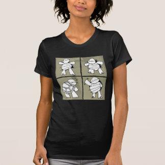 kama (med beige) tee shirt