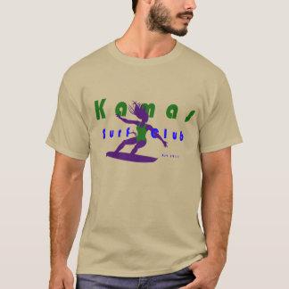 Kamas surfaklubb t-shirts
