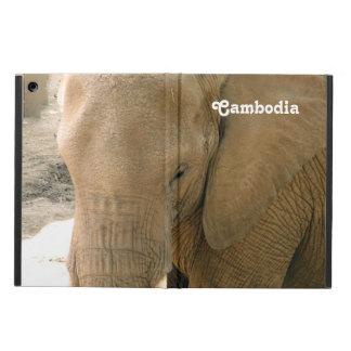 Kambodjansk elefant iPad air skydd