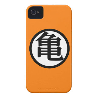 Kame (sköldpadda) iPhone 4 Case-Mate case