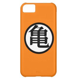 Kame (sköldpadda) iPhone 5C fodral