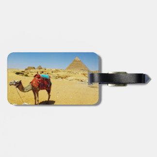 kamel bagagebricka