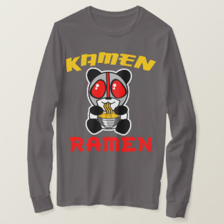 Kamen Ramenlångärmad T-shirt