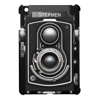 Kamera för vintage TLR iPad Mini Fodral