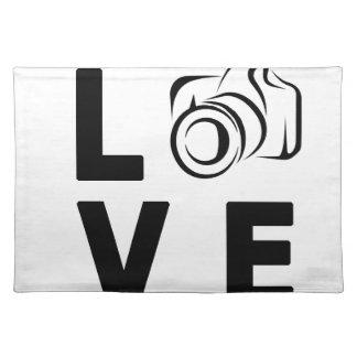 kamera och kärlek bordstablett