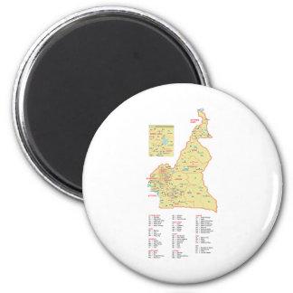 Kamerun Magnet