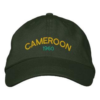 Kamerunanpassningsbarbaseballmössa Broderad Keps