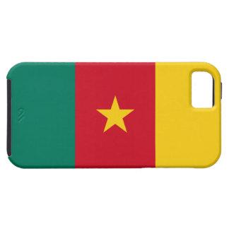 Kamerunflagga iPhone 5 Case-Mate Skal