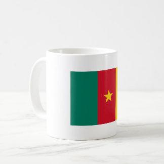Kamerunflagga Kaffemugg