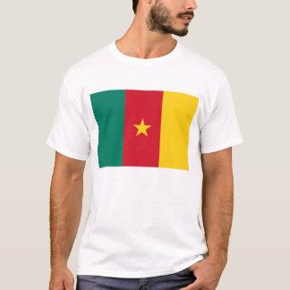 Kamerunflagga Tee Shirt
