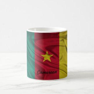 Kamerunflaggamugg Kaffemugg