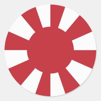 KAMIKAZE (神風) RUNT KLISTERMÄRKE