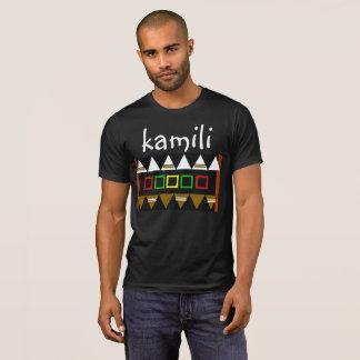 KAMILI-MANAR T-TRÖJA, I-konst och designer T-shirt
