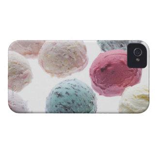 Kammar hem av glassar Case-Mate iPhone 4 fodral