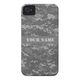 Kamouflage för ACU Digital iPhone 4 Case-Mate Case