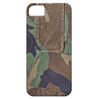 kamouflagemönster iPhone 5 cases
