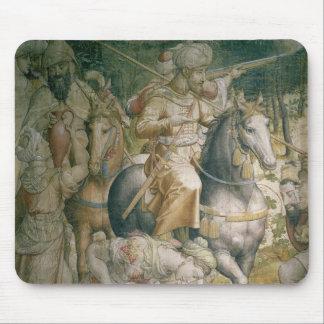 Kampanj av kejsaren Charles V mot turksna Musmatta