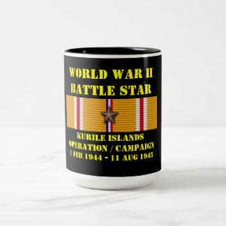 Kampanj för Kurile öfunktion Kaffe Kopp