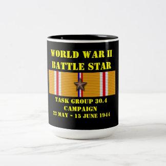Kampanj för uppgiftsgrupp 30 4 kaffe mugg
