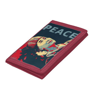 KÄMPEN - Aung San Suu Kyi | TriFold plånbok