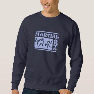 Kampsportskjortan - välj stil & färga långärmad tröja