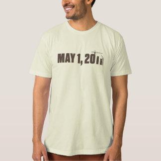 kan 1, 2011 t-shirts