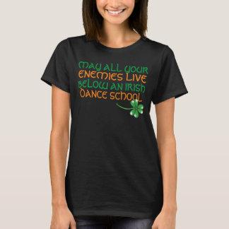 kan all din irishfunny t-skjortan för fiender tröja