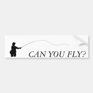 Kan du flyga, flygfiskebildekalet bildekal