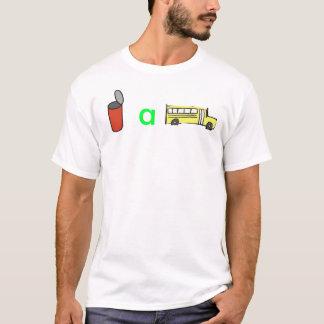 kan en buss t-shirt