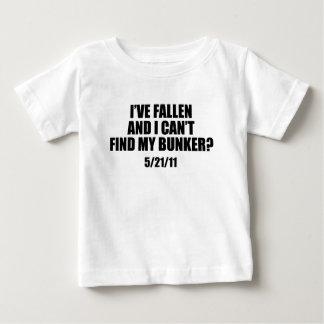 Kan inte finna min bunker t-shirt