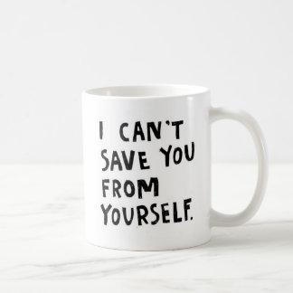 Kan inte spara kaffemugg