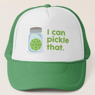 """Kan jag grava det"" den Pickleball hatten Truckerkeps"