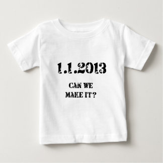 Kan vi göra det? tee shirt