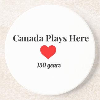 Kanada 150 i Kanada 2017 leker här Underlägg