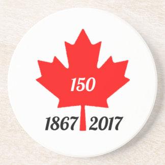 Kanada 150 i lönnlövet 2017 underlägg