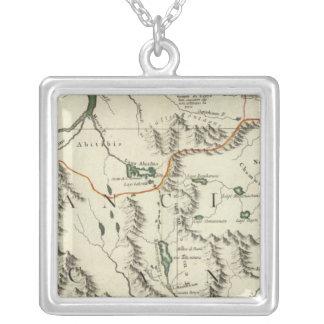 Kanada 9 silverpläterat halsband
