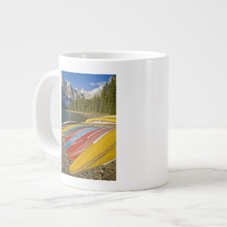 Kanada Alberta, Banff nationalpark, Moraine Jumbo Mugg
