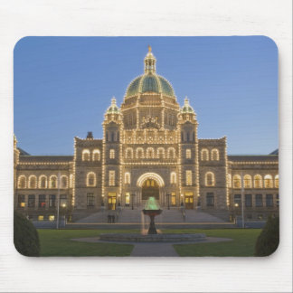 Kanada BC, Victoria, BC lagstiftande församlingbyg Musmatta