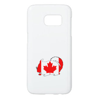 Kanada Chinchilla Galaxy S5 Skal