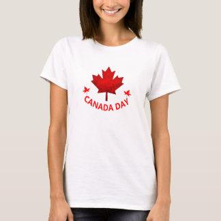 Kanada dagT-tröja (kvinnor) Tee