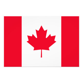 Kanada flagga fotografi