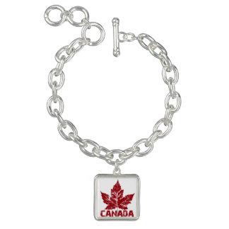 Kanada för coola för Kanada souvenirarmband Armband