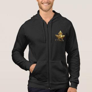 Kanada för Kanada guldmedaljjacka Hooded jacka