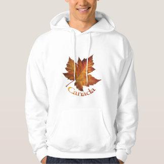 Kanada för Kanada lönnlövHoodie Hooded tröja