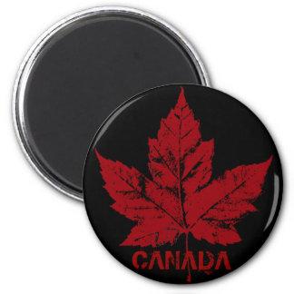 Kanada för magnet för Kanada souvenirkyl lönnlöv