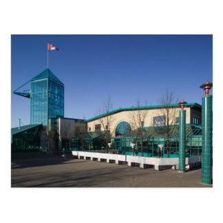 KANADA Manitoba, Winnipeg: Dela sig marknadsför Vykort